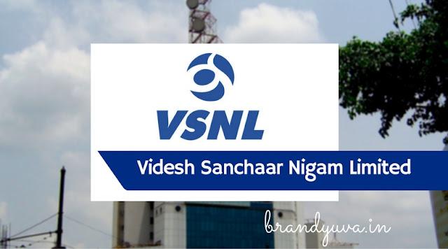 full form of vsnl company name