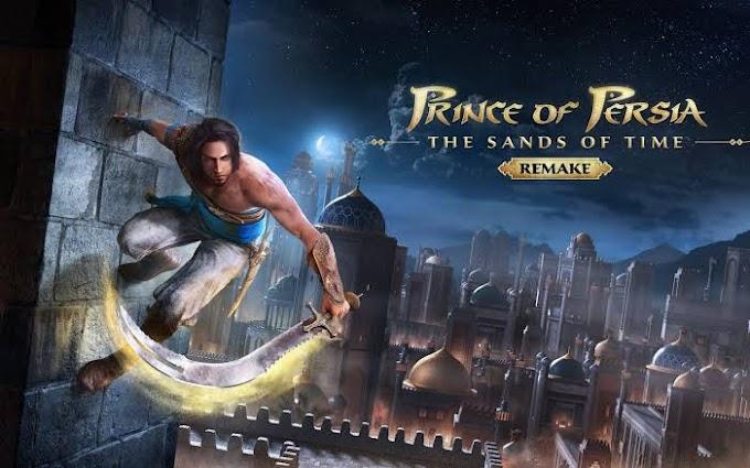 Prince of persia remake will make you nostalgic