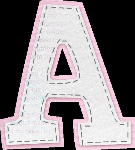 Colecci n de gifs letras may sculas rosadas y - Letras para letreros grandes ...