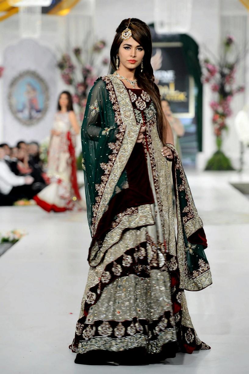Pakistani Bridal Dresses 2015 Gomes Weine Ag