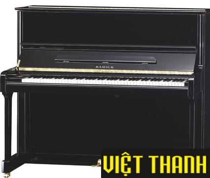 dan Piano Samick Js125