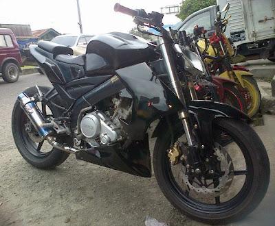 Konsep Modifikasi Motor Padang City West Sumatra Konsepmodif