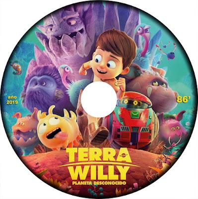 Terra Willy - Planeta desconocido - [2019]