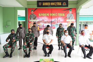 Rapat Koordinasi bersama Tim Kementerian Koordinasi Bidang Politik, Hukum dan Keamanan