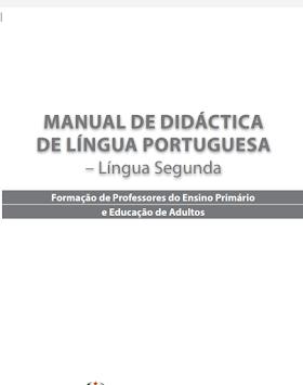 Didática Língua Segunda Formação de Professores do Ensino Primário