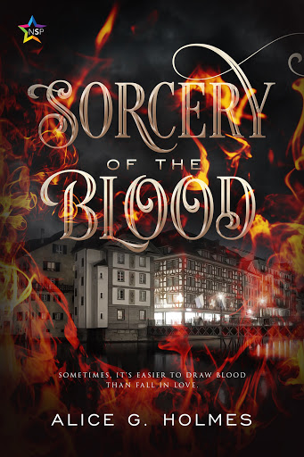 Sorcery of the blood   Alice G. Holmes