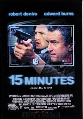 Sinopsis film 15 Minutes (2001)