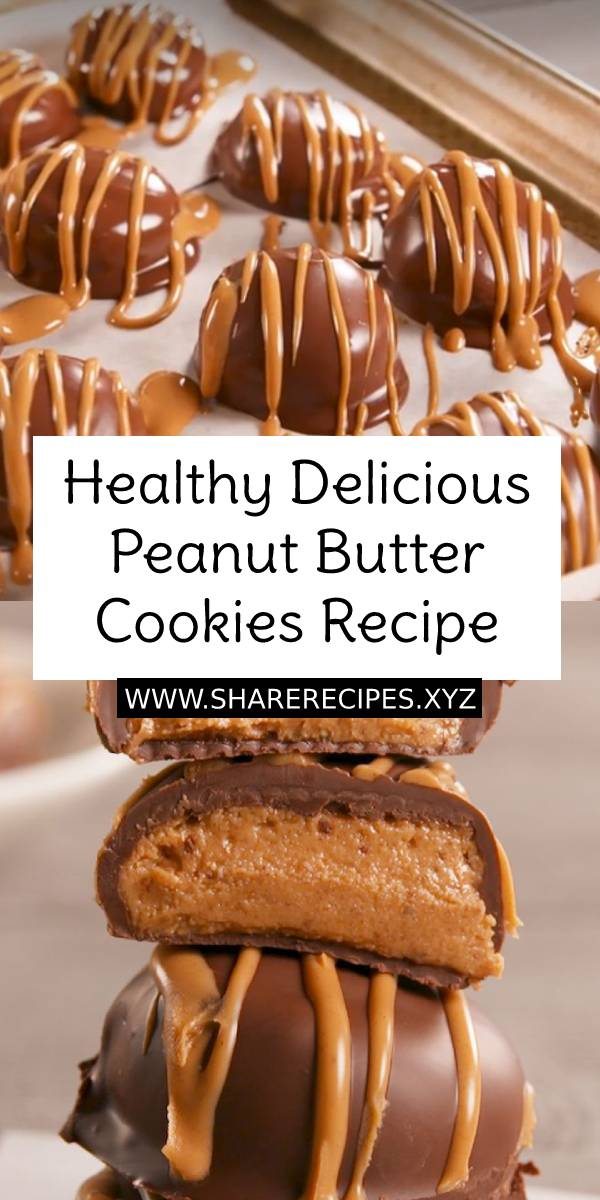 Healthy Delicious Peanut Butter Cookies Recipe - A healthy no bake cookie with no guilt. #keto #ketocookies #ketodiet #ketodessert #cookies #bestcookiesrecipe #easycookiesrecipe #healthycookies #healthysnacks #healthydessert #peanutbutter #dessert #snacks