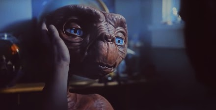 Wie E.T. für einen Werbespot 37 Jahre später wieder zum Leben erweckt wurde | Re-Constructing E.T. The Extra-Terrestrial