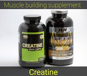 Creatine definition-From a medical point of view
