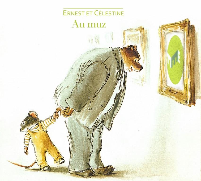 Ernest & Celestine museum animatedfilmreviews.filminspector.com