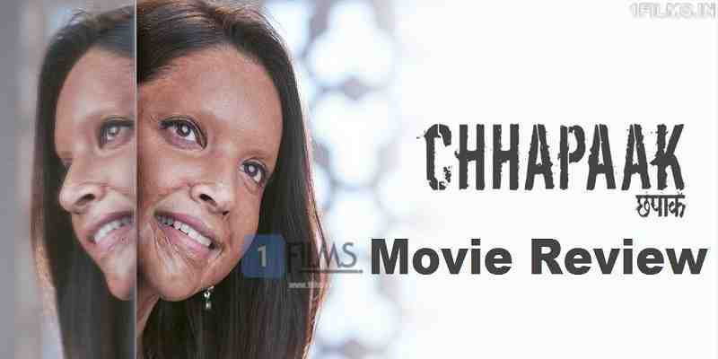 Chhapaak Movie Review Poster