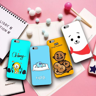custom case bt21