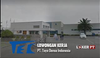 Lowongan Kerja PT. Toyo Denso Indonesia (ITEC)