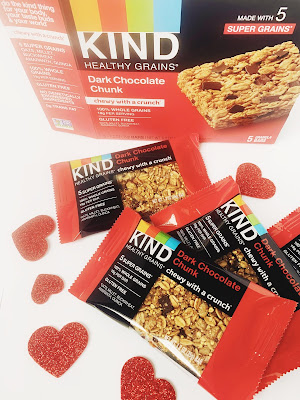 KIND Bar gift tag @michellepaigeblogs.com