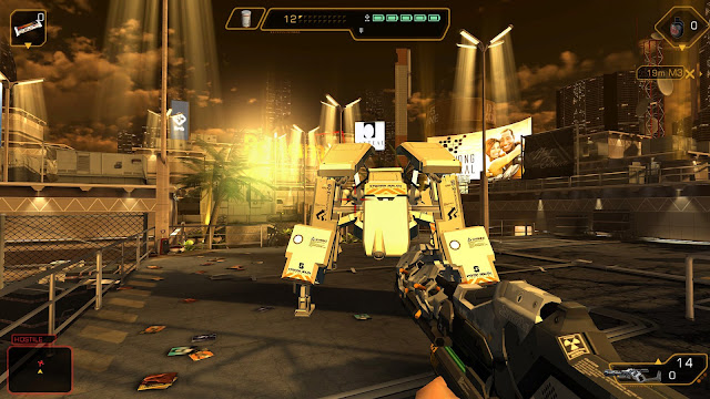 The Best FPS Games On Android Mobile DEUS EX: THE FALL
