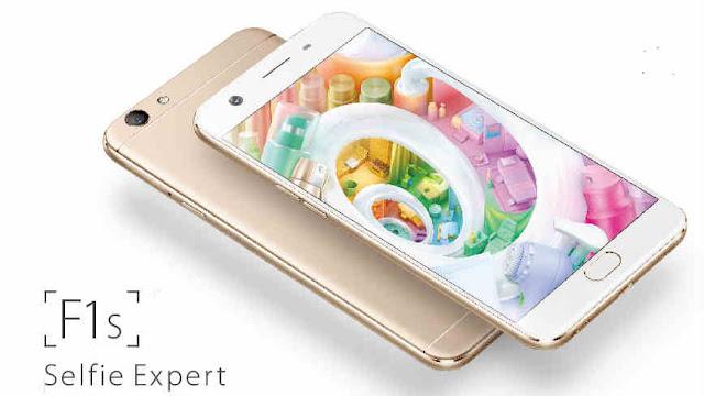 Harga dan spesifikasi smartphone oppo terbaru, Oppo F1s selfie expert dengan kamera depan 16 MP