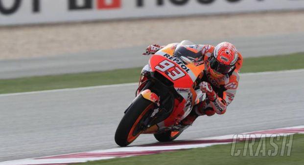 Hasil Kualifikasi MotoGP Italia: Marquez Pole, Rossi Posisi 18