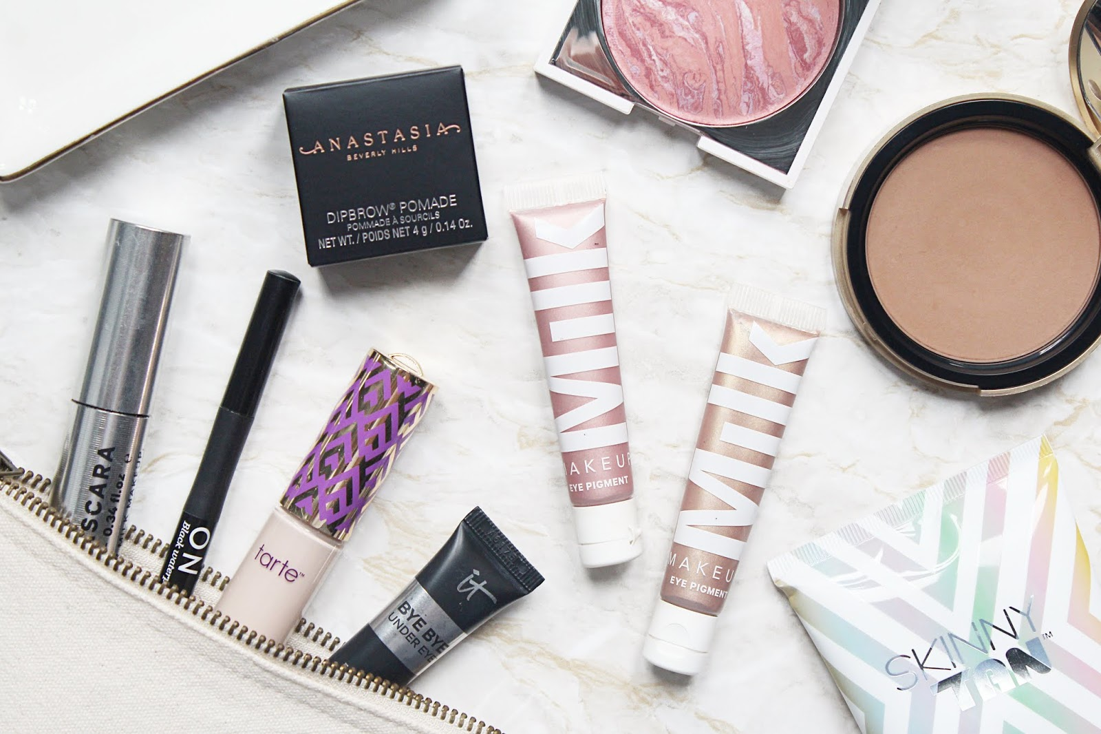 Beauty Products I Can't Be Without