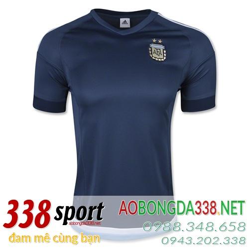áo đội tuyển argentina sân khách 2016