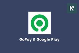 Cara Menambahkan Gopay di Google Play