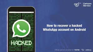 recover hacked whatsapp account