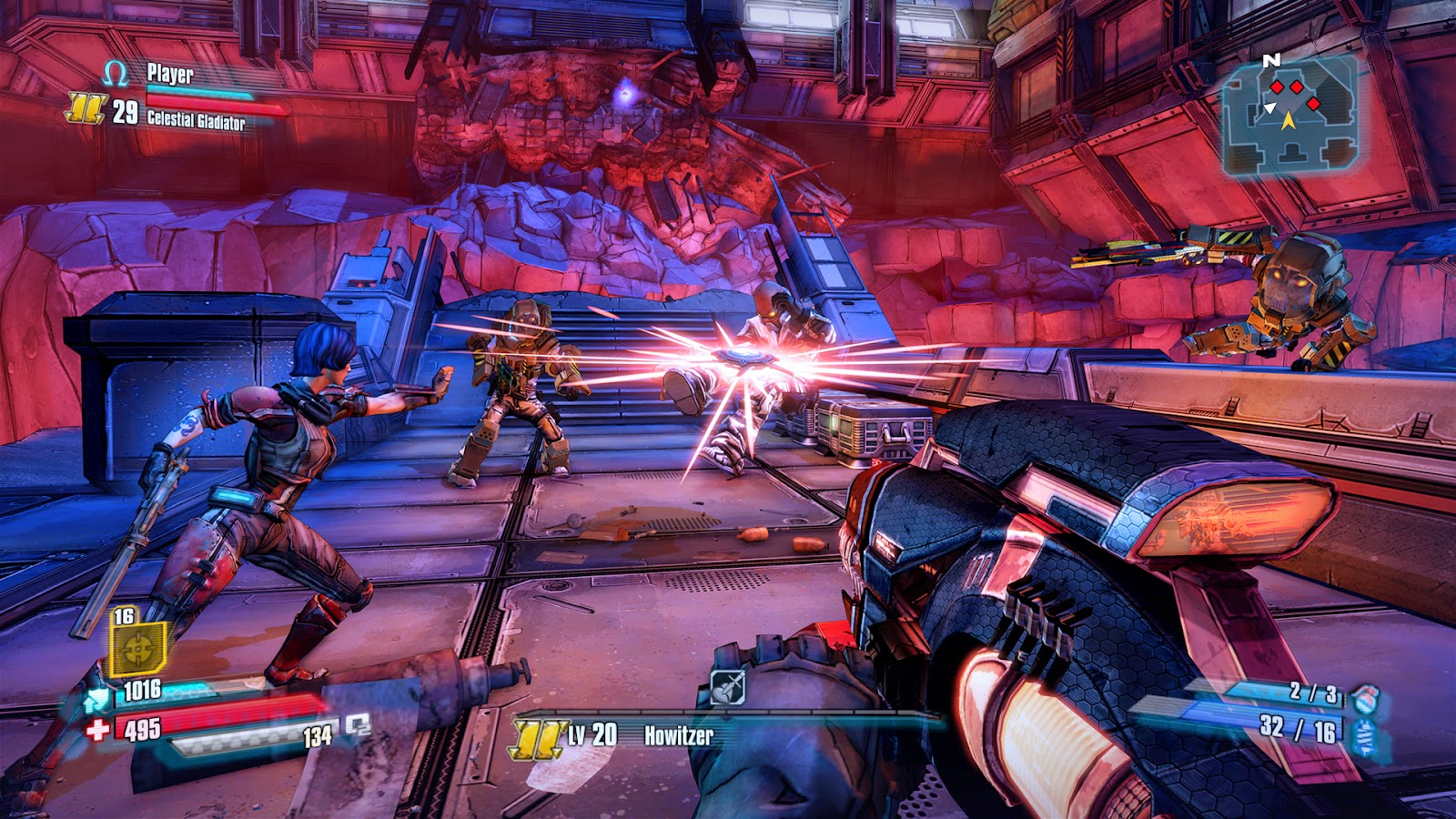 Borderlands The Pre-Sequel +6DLCS RePack