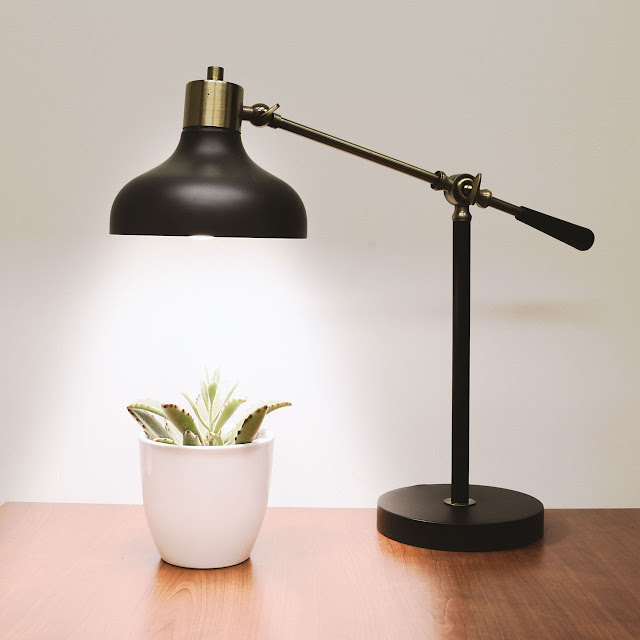 A desk lamp can light up your jewelry display at home | NileCorp.com