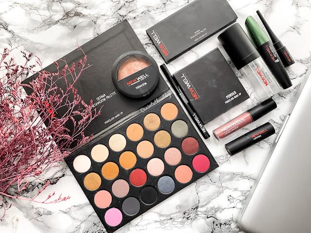 new well kozmetik ürünleri