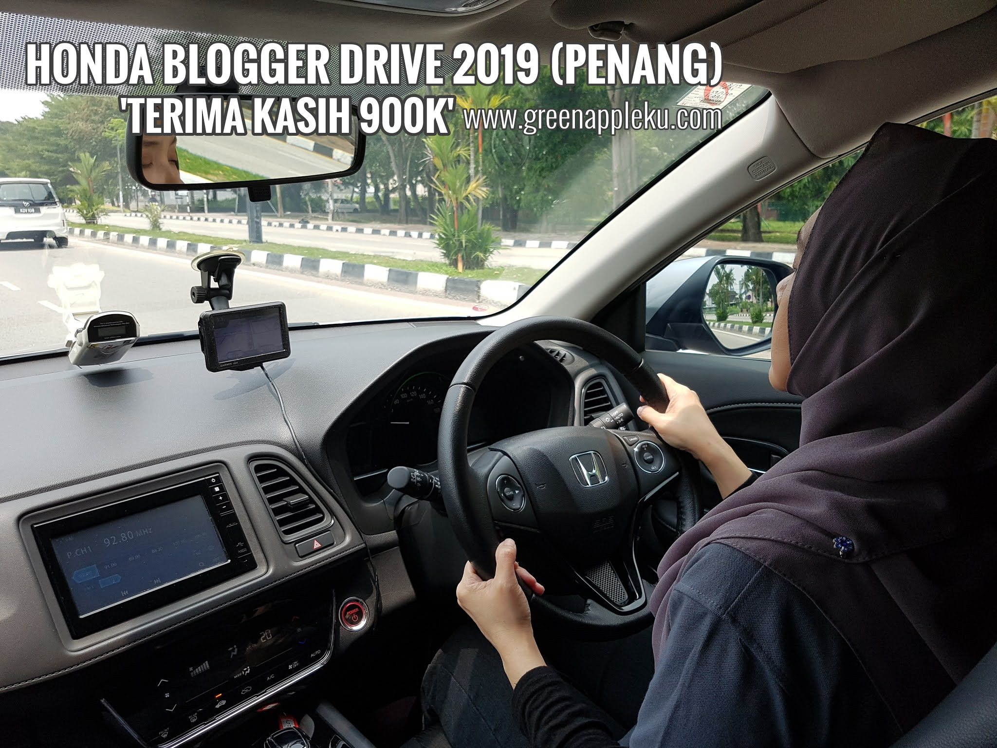 HONDA BLOGGER DRIVE 2019 (PENANG)
