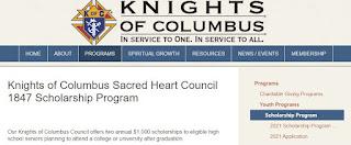 https://www.kofc1847.org/scholarship-program