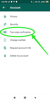 What is two step verification and how to use it