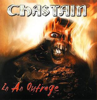 """Ο δίσκος των Chastain """"In an Outrage"""""""