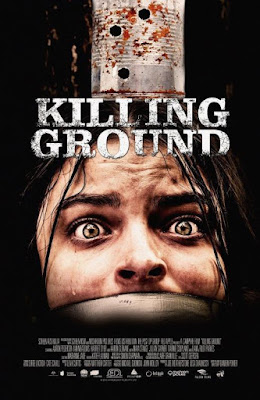 Killing Ground 2016 DVD R1 NTSC Sub