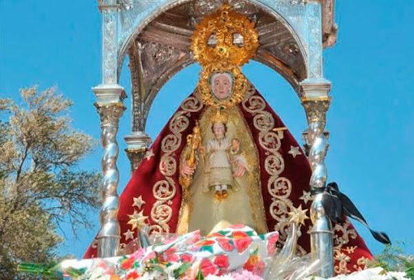 La Virgen de los Santos será trasladada a Alcalá de los Gazules