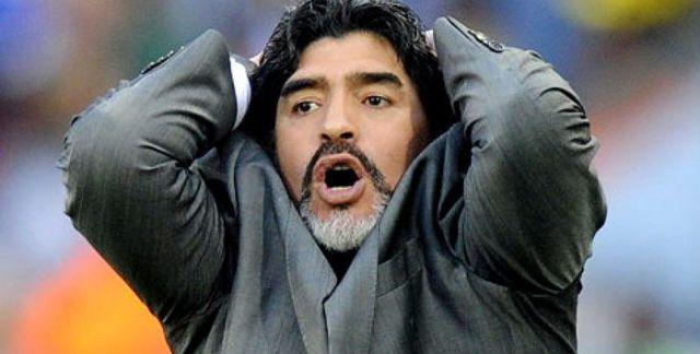 Maradona accusé de fraude fiscale