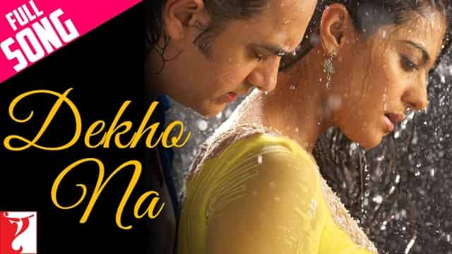 देखो ना Dekho Na Lyrics In Hindi - Fanaa | Sonu Nigam
