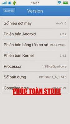 Tiếng Việt Vivo Y13 done alt