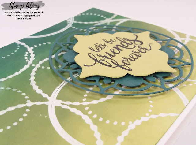 Stampin'Up! Eastern Beauty!