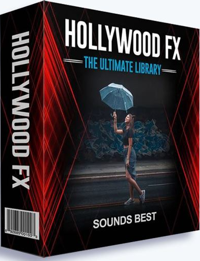 Sound Libraries - Sounds Best - Hollywood SFX [WAV]