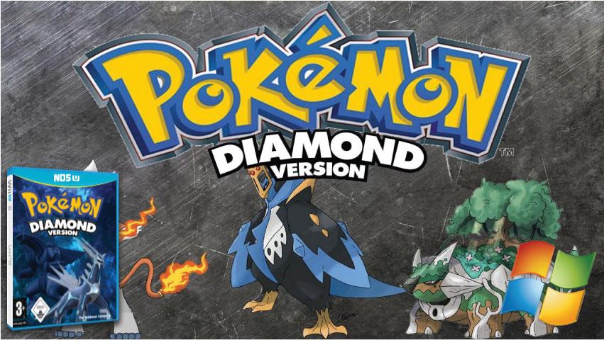 descargar pokemon diamante para pc