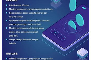 Lowongan Kerja Bandung Karyawan Android Programmer