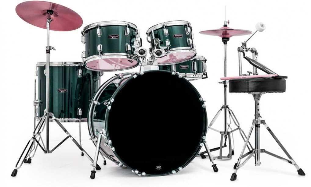 Sejarah alat musik drum