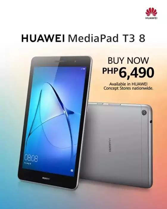 Huawei MediaPad T3 8 Tablet
