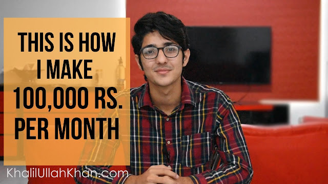 How to Start Freelance Writing in Pakistan and Make 100,000 Rs