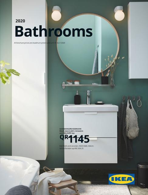 ikea Bathroom Brochure 2020