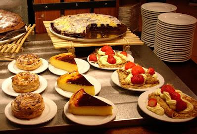 Mushroom based desserts