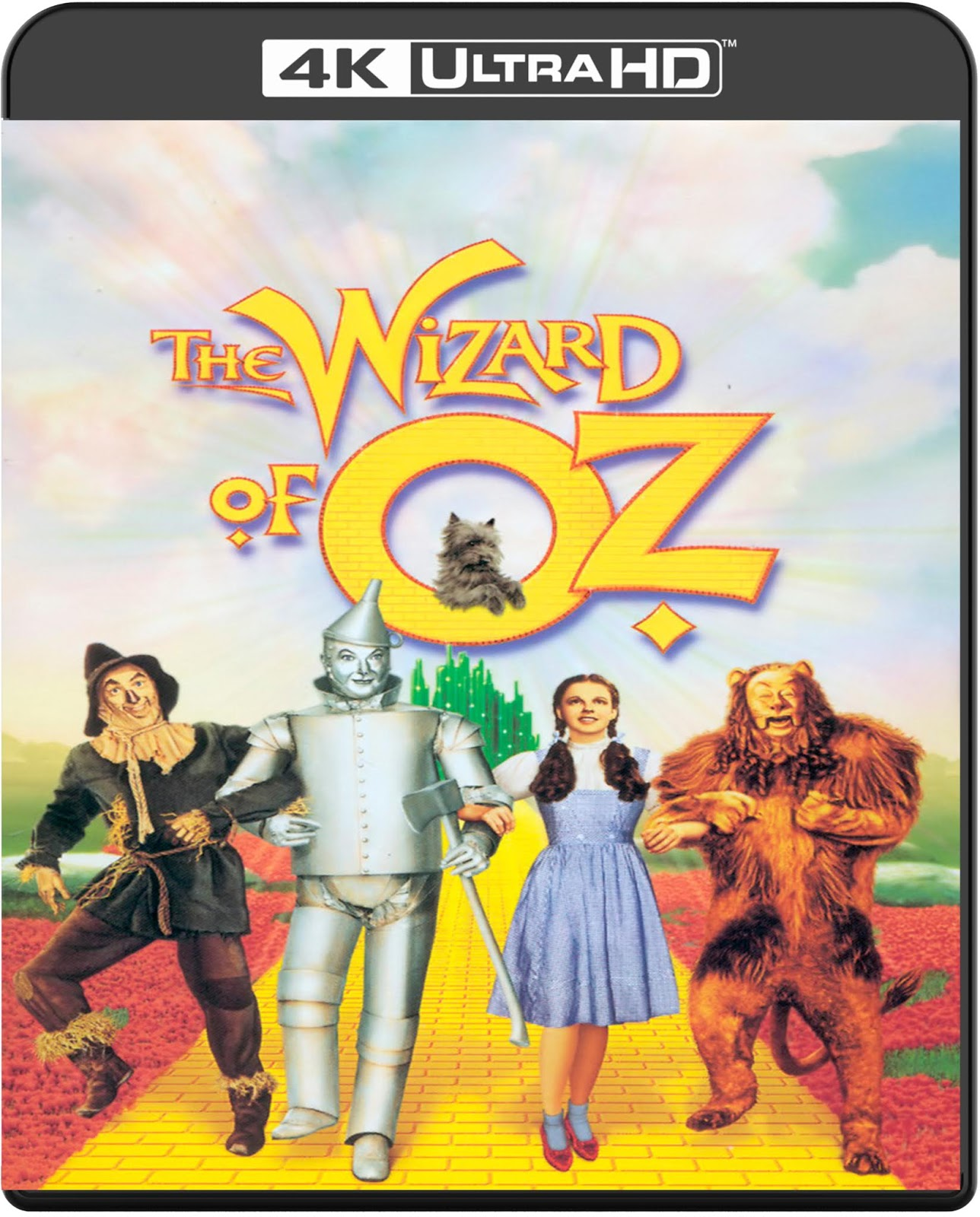 The Wizard of Oz [1939] [UHD] [2160p] [Latino – Castellano]