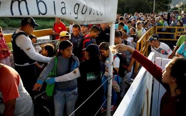 Migración Venezolana está generando crecimiento de la economía de ese país