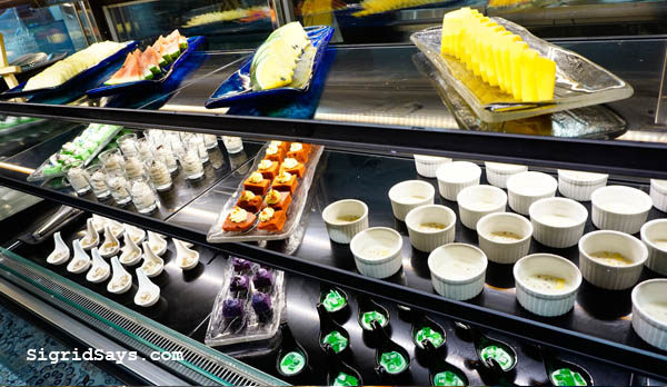 dessert station - Tong Yang Bacolod - Tong Yang Plus Bacolod - Bacolod restaurants - Ayala Malls Capitol Central - Bacolod blogger - eat all you can buffet